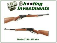 Marlin 375 in 375 Winchester JM stamped
