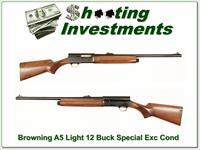 Browning A5 Light 12 Buck Special