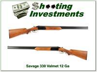 Savage Model 330 12 Gauge made by Valmet in Finland