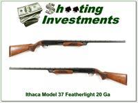 Ithaca Featherlight 20 Gauge nice!