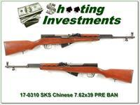 SKS Chinese 7.62x39 PRE BAN NORINCO Poly China
