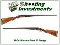 Ithaca Flues 12 Gauge 30in nice!
