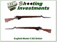 British Enfield (WWI & WWII) No. 4 MK2 303 British