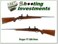 Ruger 77 Red Pad early 280 Remington Exc Cond!