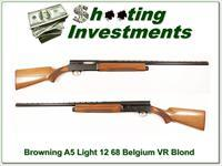 Browning A5 Light 12 68 Belgium 28in VR