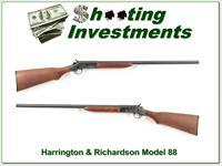 Harrington & Richardson Model 088 88 12 Ga 3in 28in Mod
