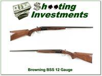 Browning BSS 12 Ga early 1972 production looks unfired!