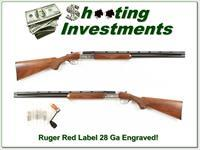 Ruger Red Label 50th Anniversary 28 Gauge!