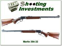 Marlin 39A 1957 made 22 pre-Golden JM marked Exc Cond!