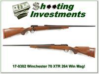 Winchester Model 70 XTR 264 Win Magnum Exc Cond!