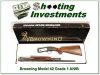 Browning Model 42 410 NIB Box!
