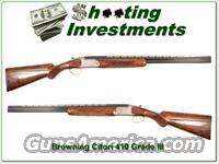 Browning Citori Grade III 410 .410 as new!
