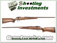 Browning A-bolt Rare 300 Rem Ultra Magnum near new!