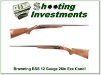 Browning BSS 12 gauge Exc Cond!