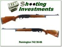 Remington 742 Woodsmaster 1974 made 30-06