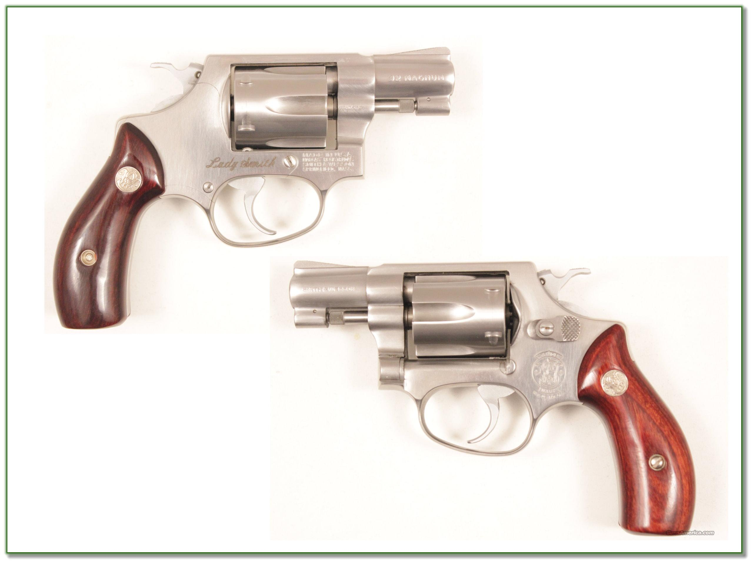 smith  u0026 wesson lady smith model 631  32 magnum     for sale