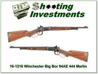 Winchester 94 94AE Big Bore 444 Marlin!