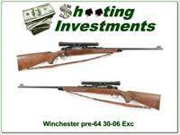 Winchester Model 70 pre-64 30-06 one owner Exc Cond!