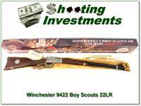 Winchester Model 9422 Boy Scouts of America Commemorative NIB