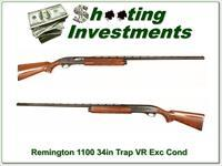 Remington 1100 12 Gauge 34in Trap VR Barrel!