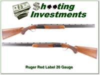 Ruger Red Lable 20 Ga 26in IC and Mod