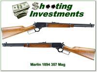 Marlin 1894 357 Mag pre-safety JM marked!