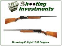 Browning A5 Light 12 60 Belgium VR