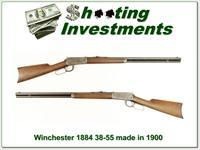 Winchester 1894 38-55 made in 1900!