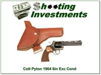 1964 Colt Python 6in near new