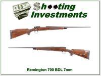 Remington 700 BDL 7mm Rem Mag