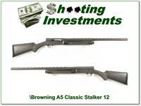 Browning A5 Classic Stalker (not new model) Light 12