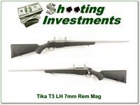 Tikka T3 Left Handed Stainless 7mm Rem Mag