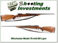 Winchester Model 70 338 Win Mag made in 1965