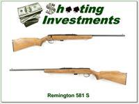 Remington 581S 581 22 Short, Long and LR