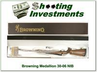 Browning A-bolt II Medallion 30-06 last ones!