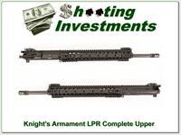 Knight's Armament LPR Complete Upper Receiver