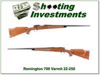 Remington 700 Varmint Special early 22-250