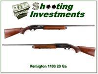 Remington 1100 20 Ga 28in full
