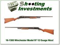 Winchester 1897 Model 97 12 Gauge made in 1926
