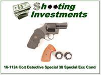 Colt Detective Special .38 Special Third series (1973)