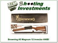 Browning A5 Magnum 12 ANIB 28in Invector
