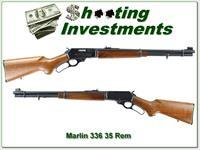 Marlin 336 pre-safety JM Marked 1981 in 35 Remington