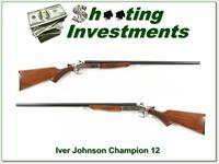 Iver Johnson Champion 20 Gauge Single Shot