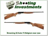 Browning ATD 22 Auto 73 Belgium collector!