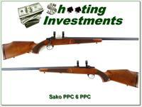 Sako PPC B 6 PPC 24in Heavy Barrel Single Shot Bolt