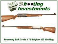 Browning, rifle, semi-auto, 300