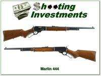 Marlin 444S JM marked Pre-Safety 1975 in 444 Marlin