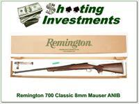 Remington 700 Classic harder to find 8mm Mauser NIB!