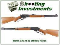 Marlin 336 Micro Groove JM marked New Haven 30-03