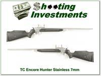 Thompson Center Encore Pro Hunter 7mm Stainless Exc!